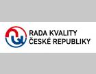 S podporou Rady kvality ČR